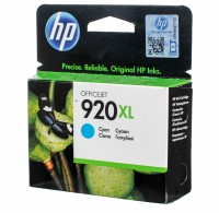 CD972AE HP 920 XL Cyan ink Cartridge Officejet