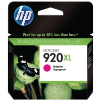 CD973AE HP 920 XL Magenta ink Cartridge Officejet
