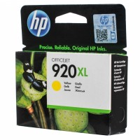 CD974AE HP 920 XL Yellow ink Cartridge Officejet