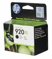 CD975AE HP 920XL Black ink Cartridge Officejet