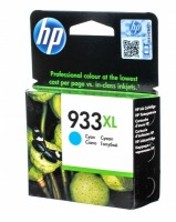 HP 933XL Cyan Officejet Ink Cartridge HPCN054A