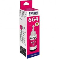 Чернила C13T66434A L100/200/300/400/500/1300 Magenta ink bottle 70ml