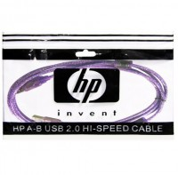Интерфейсный кабель, A-B, HP Original, Hi-Speed USB 2.0 5 м.,