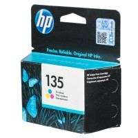 C8766HE Картридж HP Inkjet Tri-color №135  (7мл.)