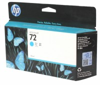 Картридж HP C9371A Cyan Ink Cartridge Vivera №72 for Designjet T1100