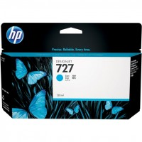 Картридж HP B3P19A Cyan №727 for DesignJet T1500