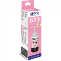 Чернила C13T67364A L800 Light Magenta ink bottle 70ml