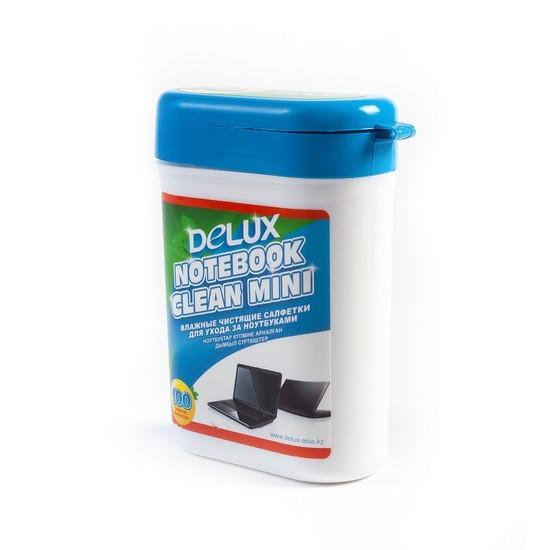 Чистящие салфетки влажные Silwerhof Notebook Clean для ноутбуков/планшетов 671203