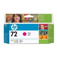 Картридж HP C9372A Magenta Ink Cartridge Vivera №72 for DesignJet T1100