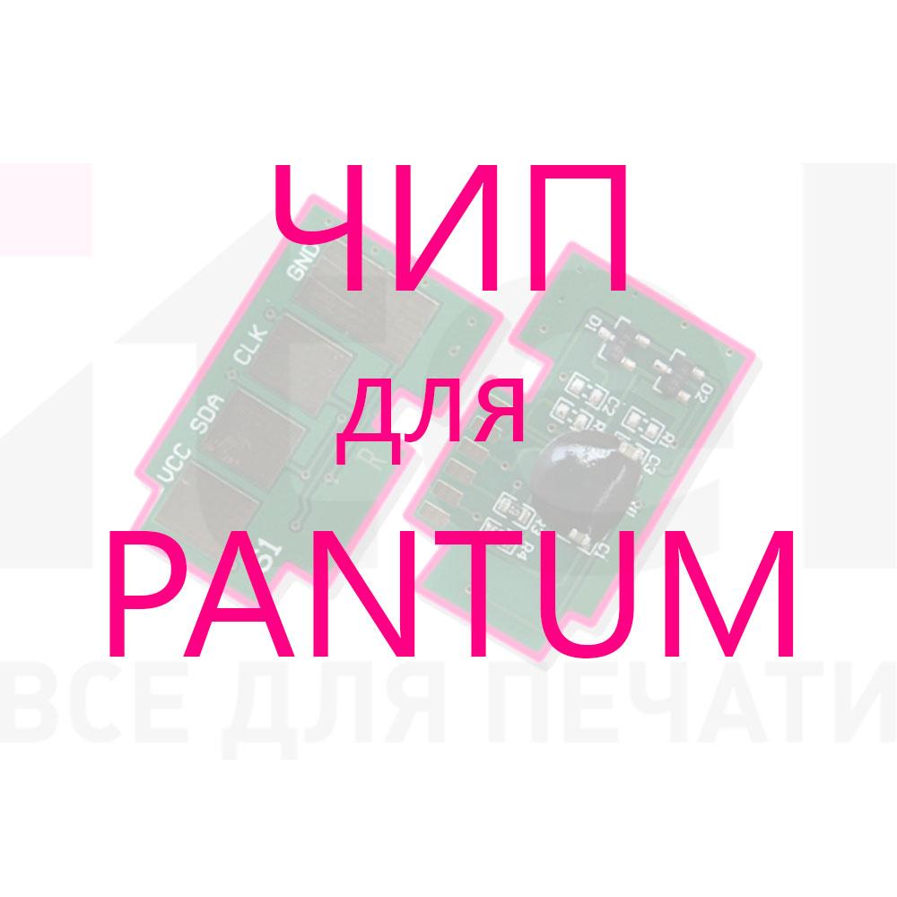 ЧИП  для  Pantum